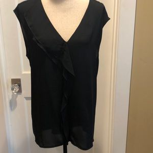 Halogen sleeveless blouse